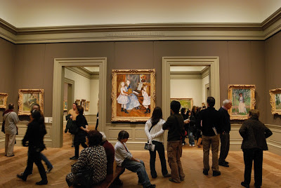 Nyc Metropolitan Museum Of Art And The Frick Collection