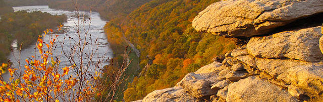 Would you do this? Zip Lining in Harpers Ferry, West Virginia