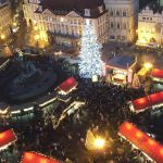 Wednesday Wanderlust ~ Prague Christmas Markets