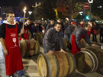 Thirsty Thursday –  Le Beaujolais Nouveau est Arrivé