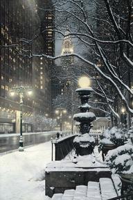 Wednesday Wanderlust – Christmas in New York