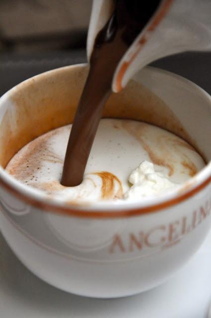 Thirsty Thursday – Hot Chocolate