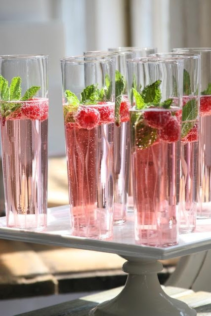 Thirsty Thursday ~ Have a Sparkling Valentine's Day