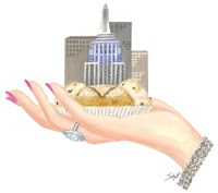 Thank You NYC, Style and A Little Cannoli and Sugarfina!!
