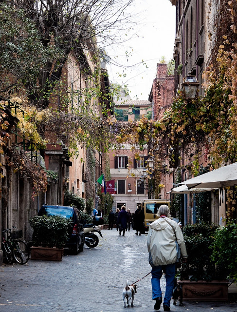 Wednesday Wanderlust ~ One Perfect Day in Rome!