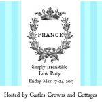 """France ~ Simply Irresistible"" ~  My Favorite Posts of the Week"