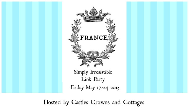 """France: Simply Irrestistible Link Party"" ~  Day Trips from Paris"