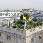 "A ""Secret"" Roof Garden in Paris"