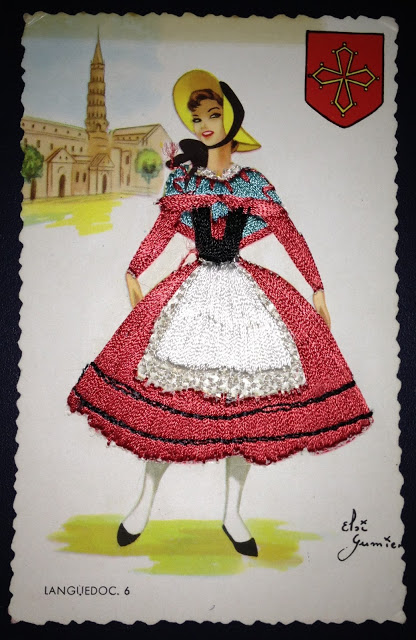 Collections – Vintage Silk Postcards from Spain