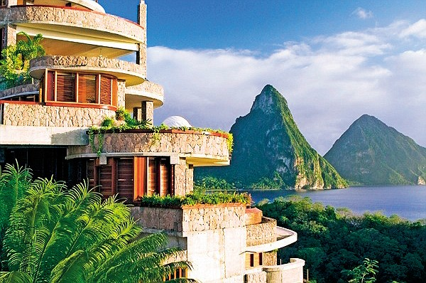 Wednesday Wanderlust ~ Saint Lucia