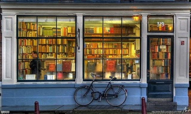 Unique Book Stores Around the World