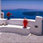 Blue and White Heaven ~ Santorini