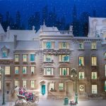 NYC Holiday Windows ~ Tiffany and Co's Miniature Winter Wonderland