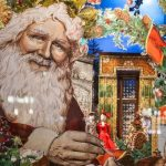 NYC Holiday Windows ~ A Vintage Christmas at Lord and Taylor