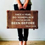 Getting Organized ~ Your 2014 Travel Plans