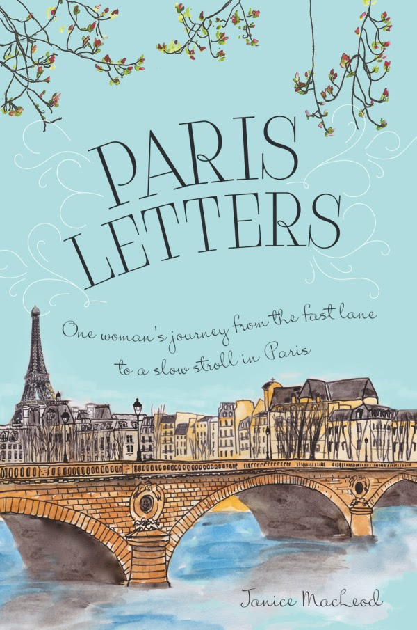 Giveaway ~ Paris Letters and A Letter From Paris