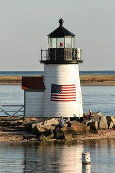 Wednesday Wanderlust ~ Celebrating America in Nantucket