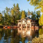 Wednesday Wanderlust ~ A Luxury Lake Retreat