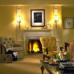 Fabulous Fireplaces in Hotel Rooms