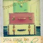Travel Tips Page