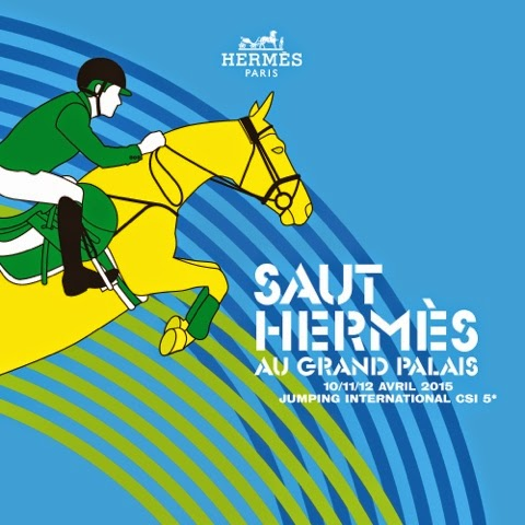 Saut Hermès at Grand Palais