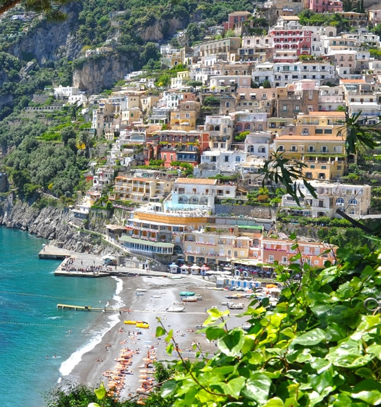 Channeling Giada in Positano