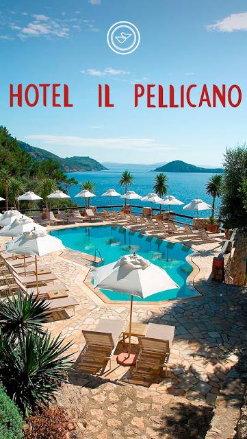 Fantasy Friday…Hotel Il Pellicano