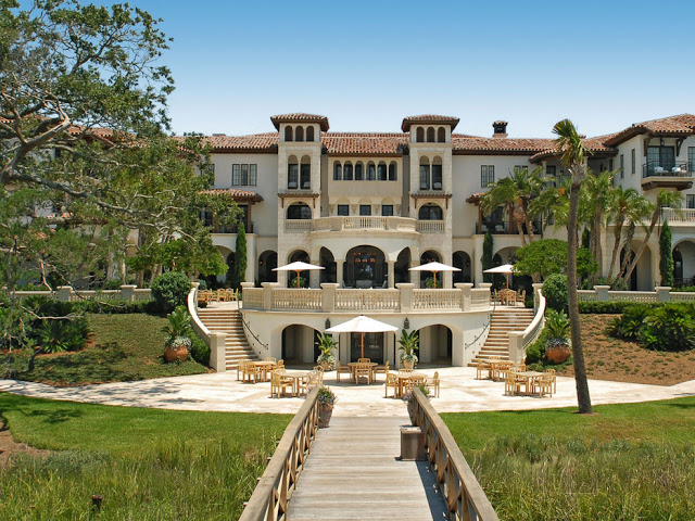 Just Booked…Sea Island ~ The Quintessential Family Resort