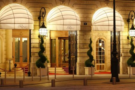 Le Jour Est Arrivé ~ Celebrating the Re-Opening of the Ritz Paris