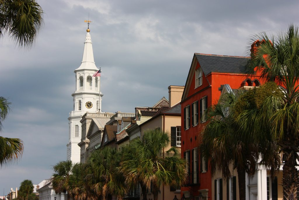 Broad Street, Charleston