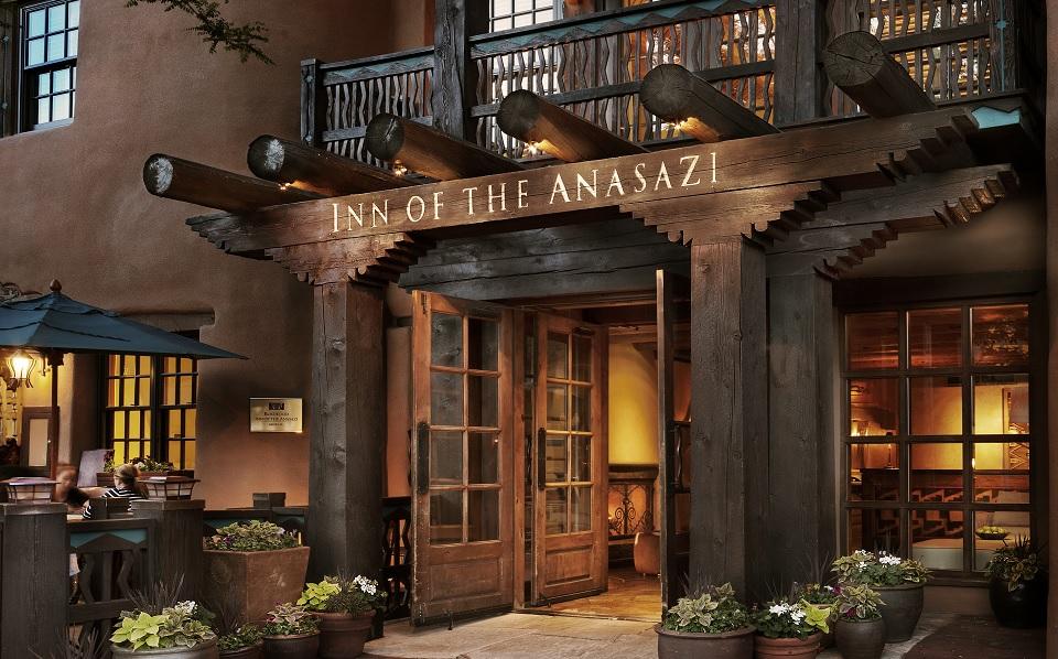 Rosewood Hotel Santa Fe New Mexico