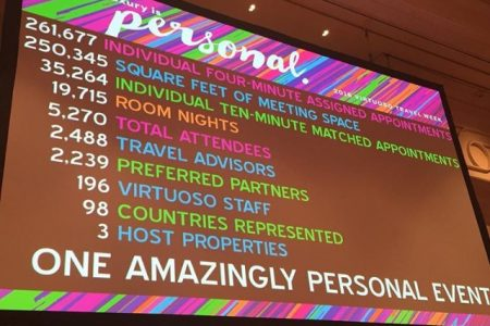 Just Back From…Experiencing the World at Travel Week in Vegas!