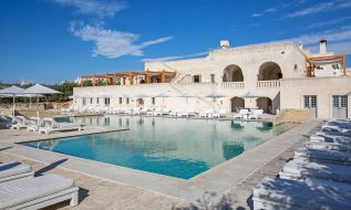 "The Winner of ""Hotel of the Year"" for 2016 ~ Borgo Egnazia, Puglia, Italy"