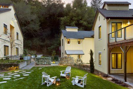 Wednesday Wanderlust ~ The Farmhouse Inn in Sonoma County, CA