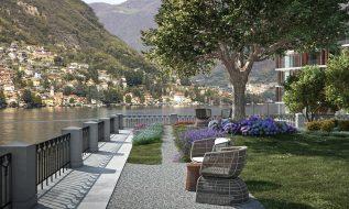 Luxury Newcomers to Lake Como ~ Il Sereno and Villa Pliniana