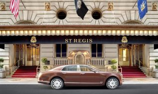 Manhattan Elegance At The St. Regis