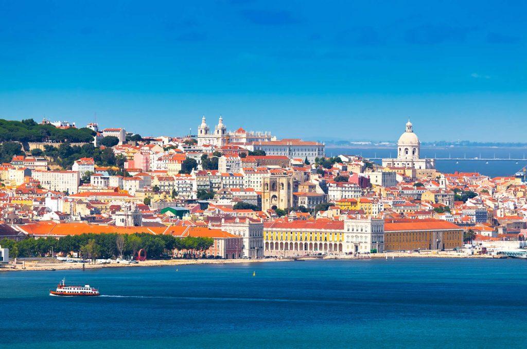Lisbon-Blue