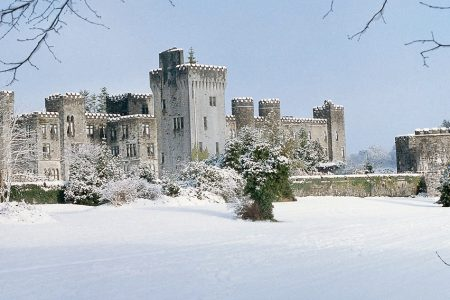 Dreaming of an Irish Christmas at Ashford Castle