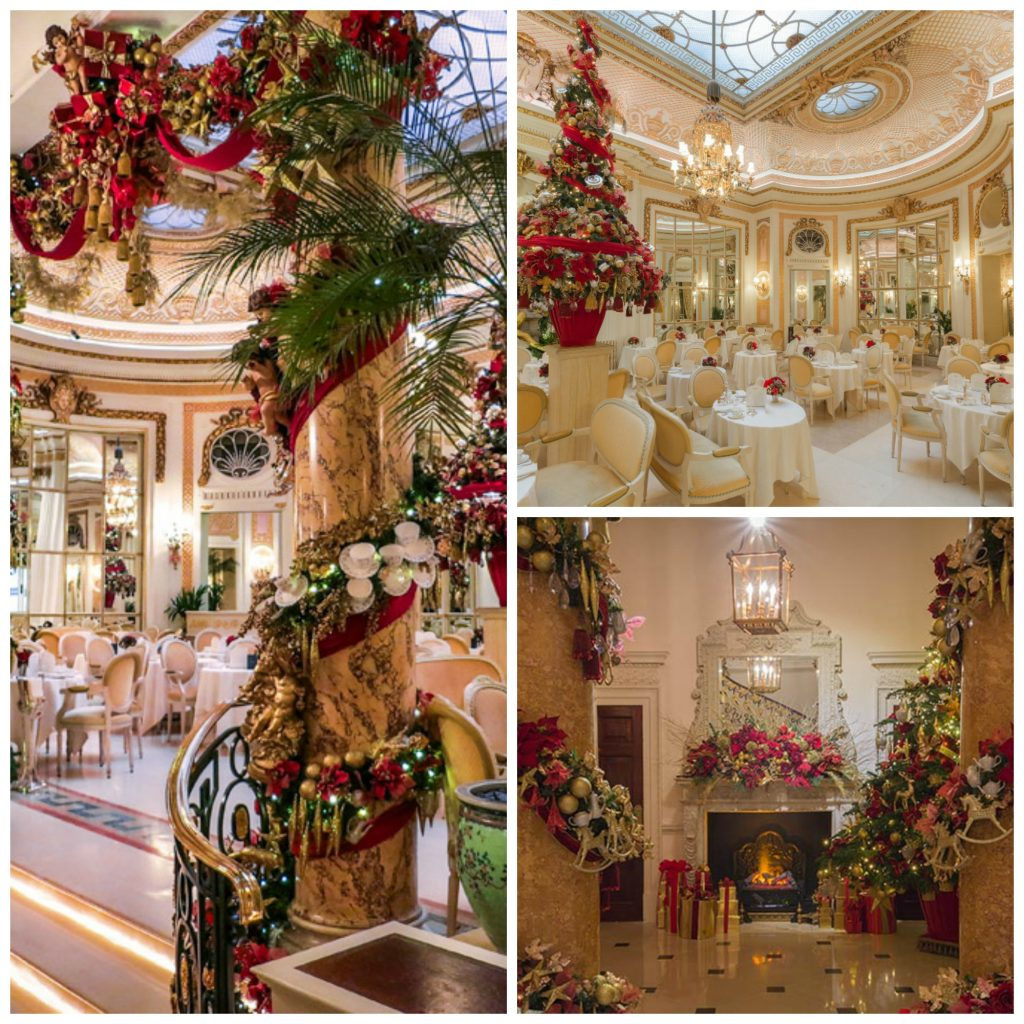 Ritz London Collage