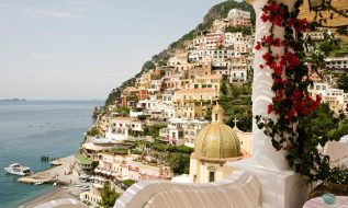 Answering The Siren's Call…Le Sirenuse, Positano