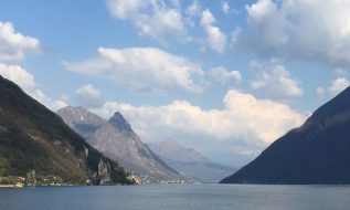 First stop…Lugano, Switzerland