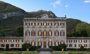 A Glimpse Inside The Villa Sola Cabiati on Lake Como