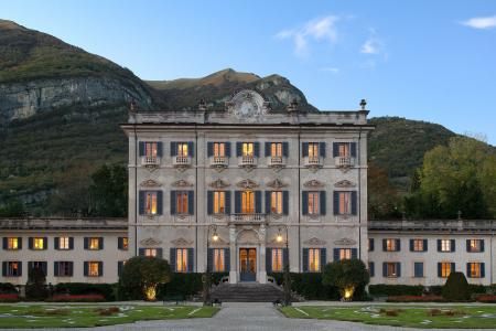 A Glimpse Inside The Villa Sola Cabiati on Lake Como