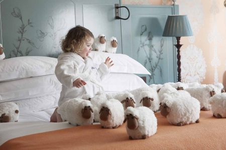 Family Friendly Posh ~ The Goring, London